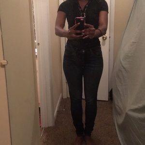 Buckle Jeans - Flying monkey Mid-rise jean